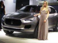 Дата выхода внедорожника Maserati Levante