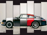 Эволюция Porsche 911 до 2016