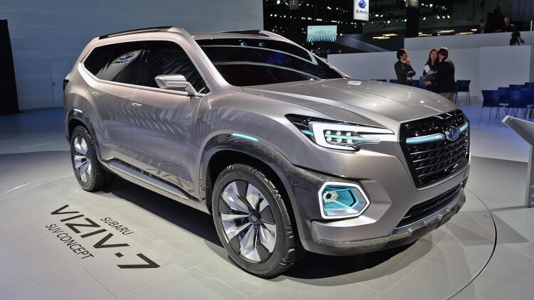 Subaru Viziv-7 может стать самым большим внедорожником, перегнав даже Volkswagen Atlas. Что в нем необычного – читайте на нашем сайте.