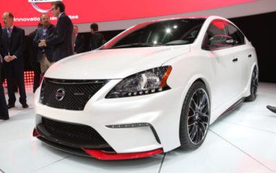 Nissan Sentra Nismo: спортивный седан для поклонников бренда