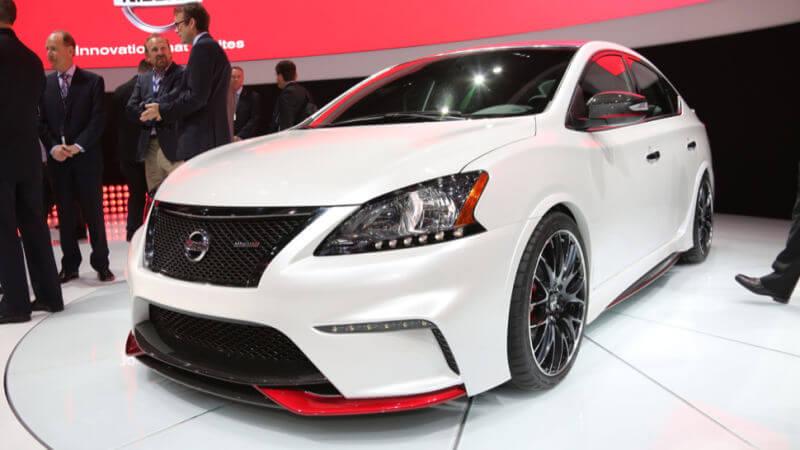 Выпущен Nissan Sentra Nismo – спортивный седан, заслуживающий внимания