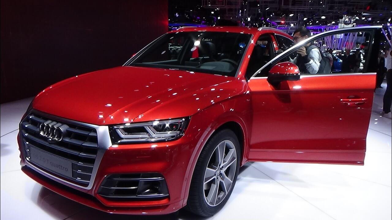 Audi Quattro: юбилейный полноприводный автомобиль