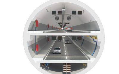 «Евразия»: автомобильный тоннель под проливом Босфор