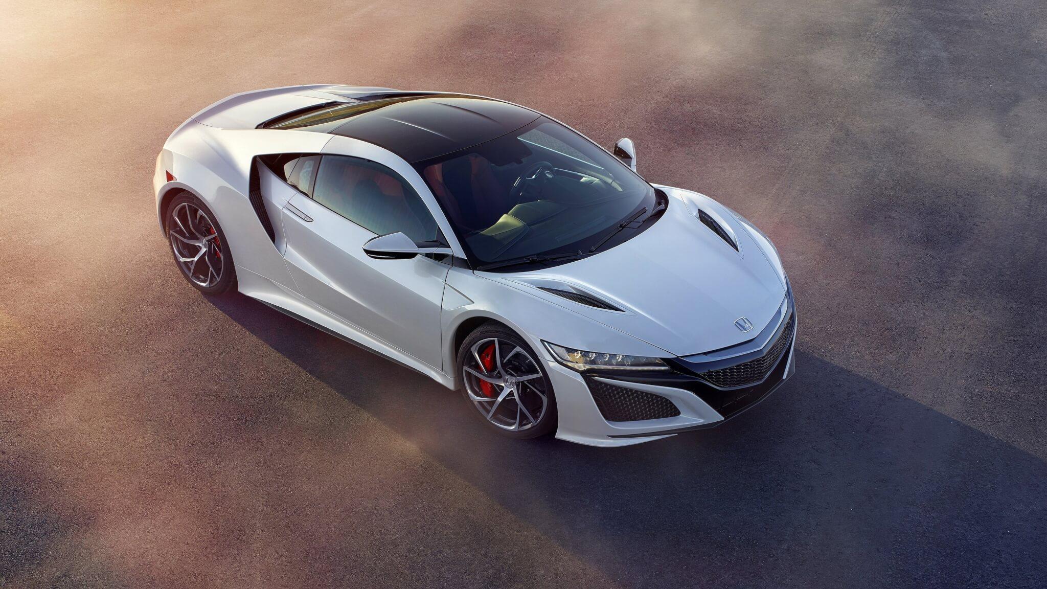 Acura/Honda NSX – подарок для вице-руководителя подразделения