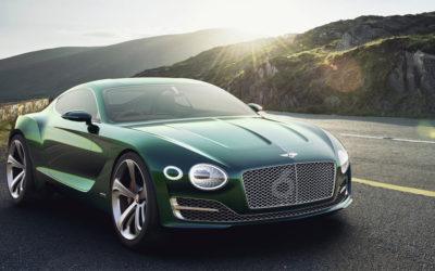 Bentley: гибриды для всех моделей авто