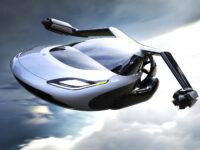 Geely займется производством летающих автомобилей