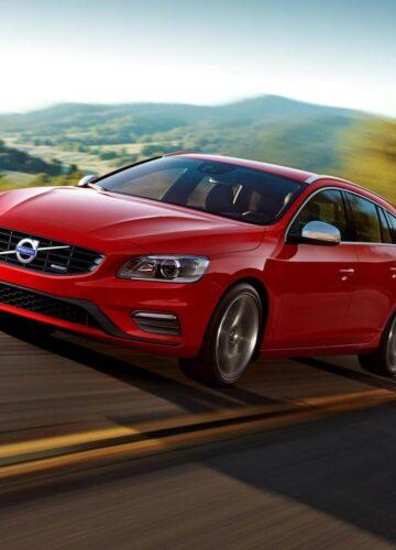Электромобили Volvo: скоро в продаже