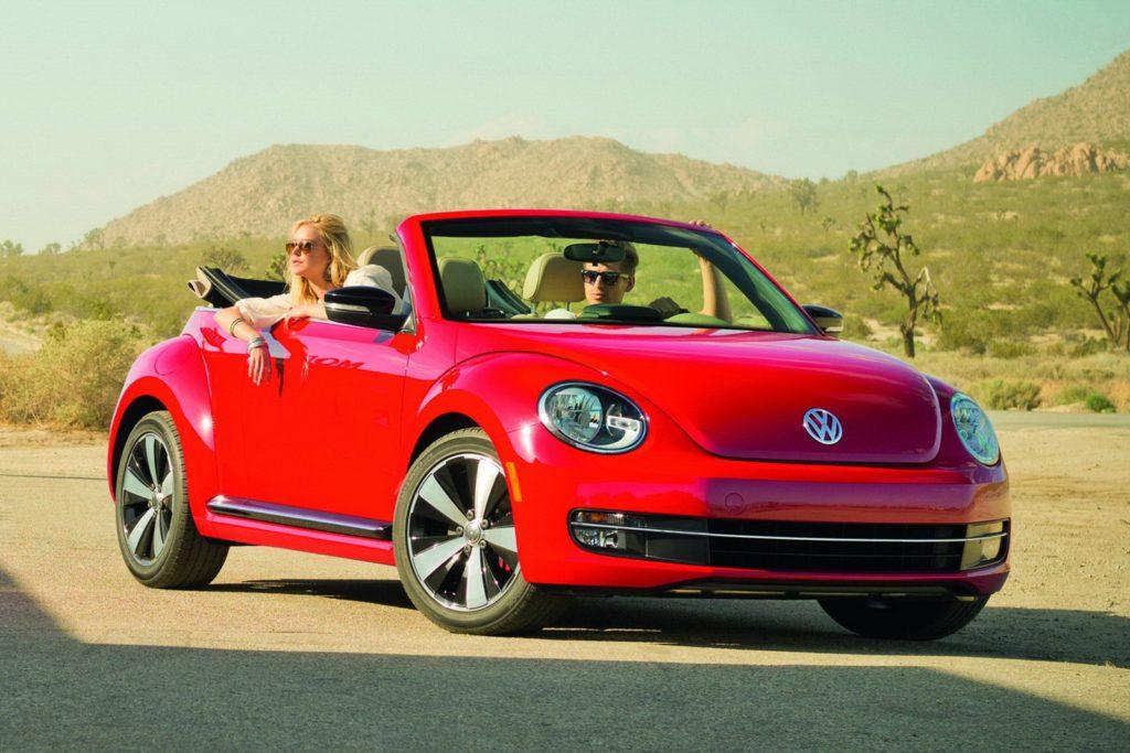 Volkswagen Beetle: перерождение культового авто