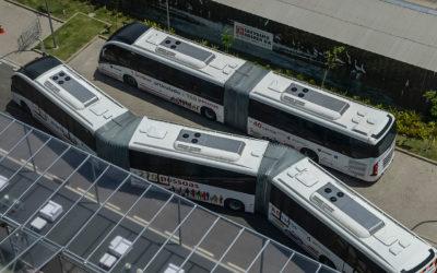 Volvo Gran Arctic 300: 30-метровый автобус для Бразилии