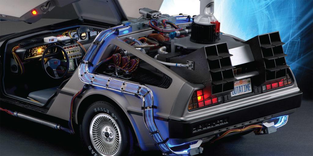 DeLorean DMC-12: фанаты сами соберут автомобиль