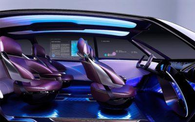Toyota презентует водородный концепт-кар будущего