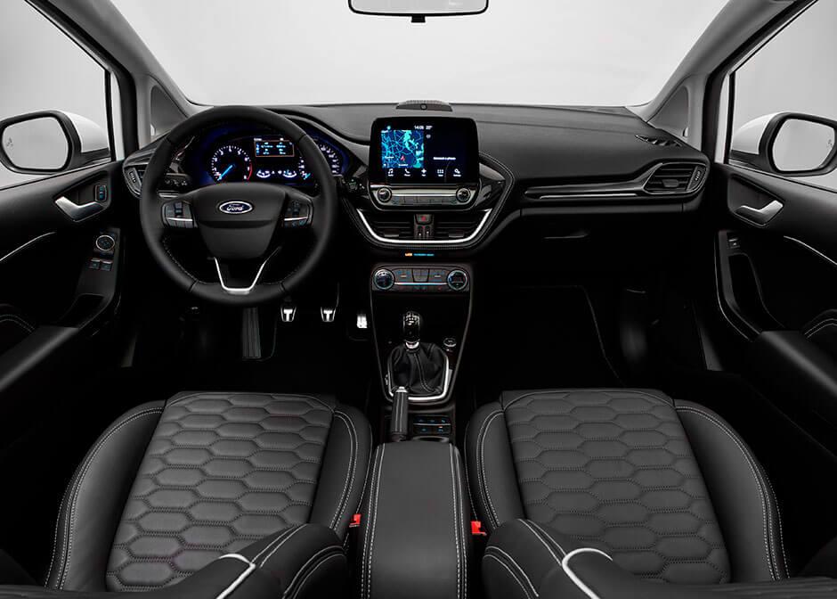 Ford Fiesta: производство до 1500 автомобилей в день