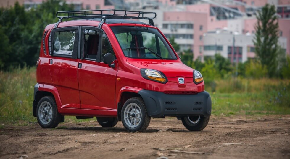 Новое авто на украинском рынке: всего 4000 долларов