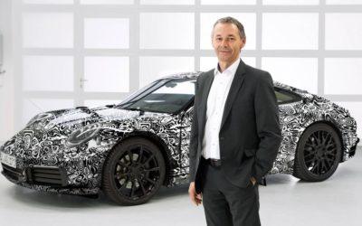 Дебютный показ Porsche новой генерации 992