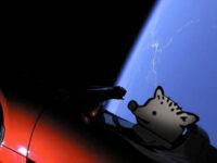 Tesla в космосе: реакция соцсетей