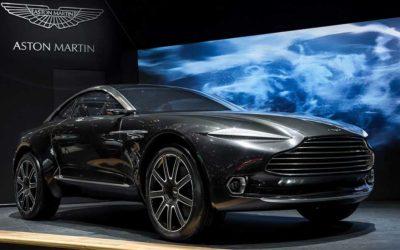 Varekai – новый кроссовер Aston Martin
