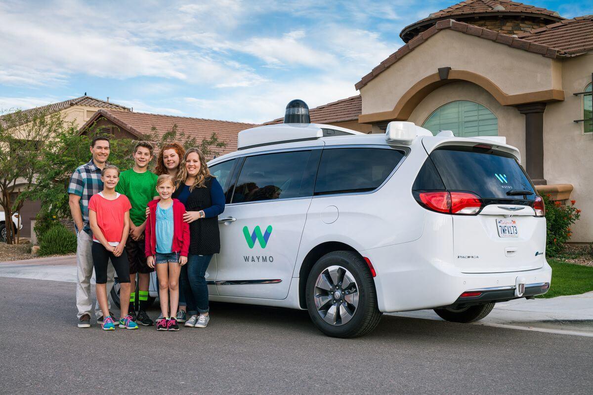 Самоуправляемые автомобили: реакция пассажиров