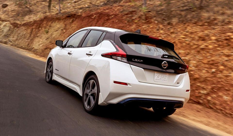 """Краш-тест Nissan LEAF или как разбиться """"на отлично"""""""