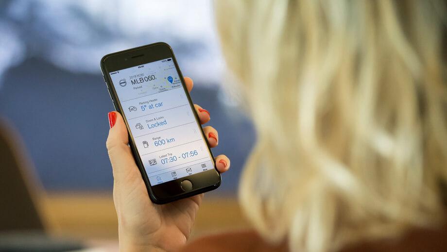 Цифровые ключи для автомобилей Volvo