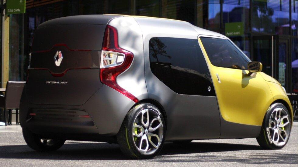 Renault Kangoo 2019: новое поколение квадратного фургона