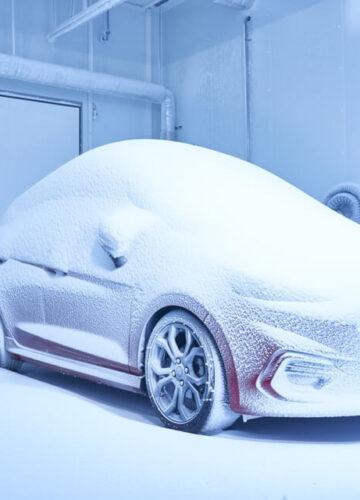 """Фабрика погоды"" или как тестируют Ford"