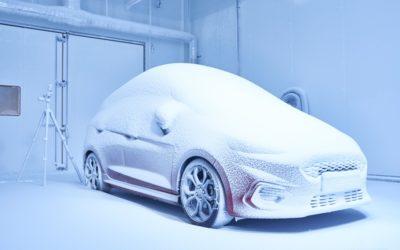 «Фабрика погоды» или как тестируют Ford
