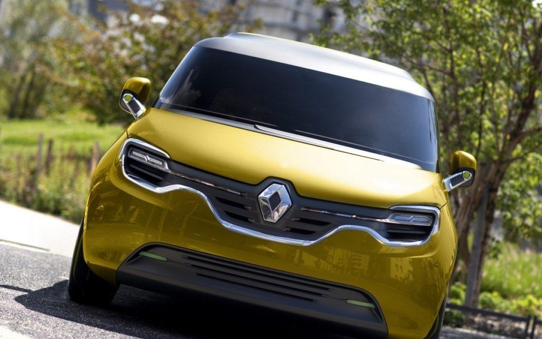 Renault Kangoo 2019: новое поколение фургона