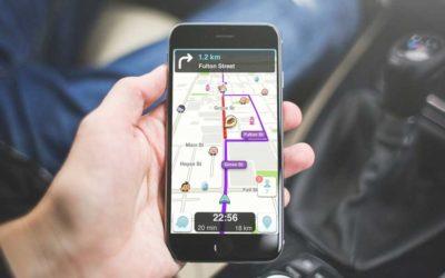 Waze предупредит киевлян о пробках