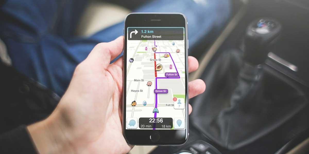 Waze: актуальная инфа о проблемах на дорогах