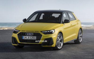 Audi A1: официальные фото новинки