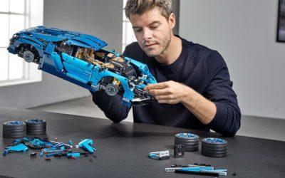 Гиперкар Bugatti Chiron всего за $349.99