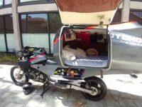 Moto-Home или жилье на двух колесах