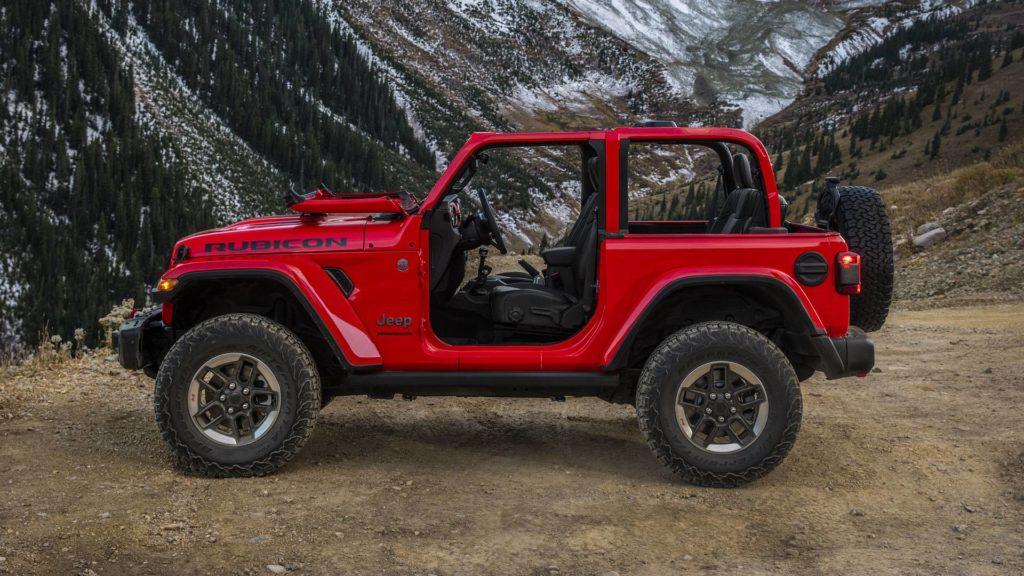 Новый Jeep Wrangler: старт продаж осенью 2018