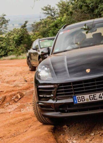 Porsche Macan 2019: испытание бездорожьем