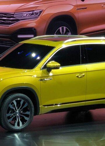 Запущено производство кроссовера Volkswagen Tayron