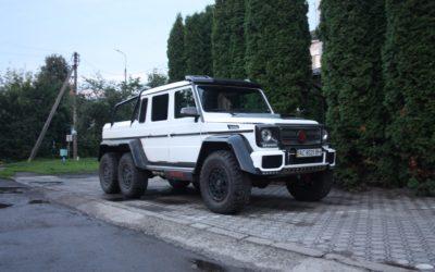 В Луцке замечен Brabus B63S-700