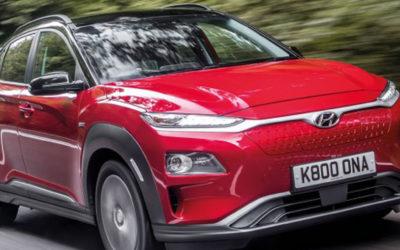 Hyundai Kona: постоянная зарядка или красивый вид