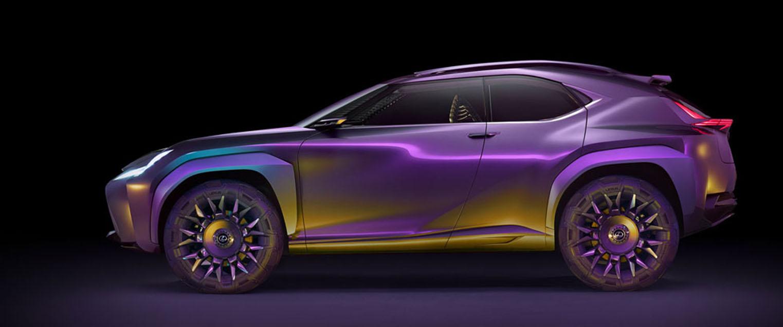 С момента появления первого гибрида Lexus на паспортной табличке была добавлена строчная буква h для обозначения газоэлектрической трансмиссии