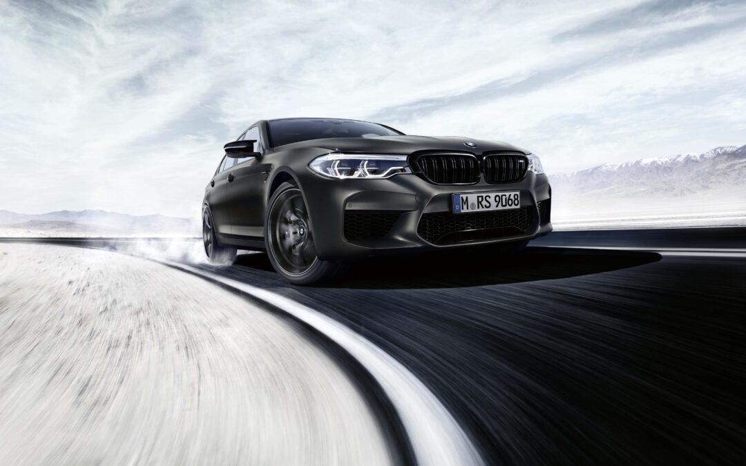 Новое поколение BMW M5 будет оснащен только электрическими силовыми агрегатами